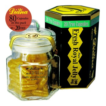 DIANA FRESH ROYAL JELLY 200mg
