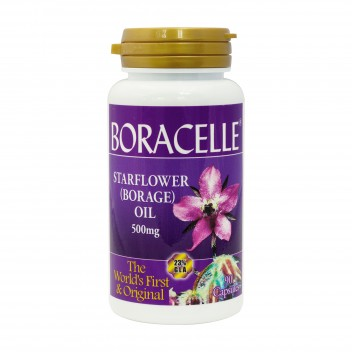 BORACELLE STARFLOWER (BORAGE) OIL