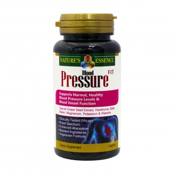 NATURE'S ESSENCE BLOOD PRESSURE FIT