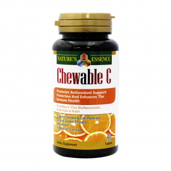NATURE'S ESSENCE CHEWABLE C