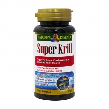 NATURE'S ESSENCE SUPER KRILL