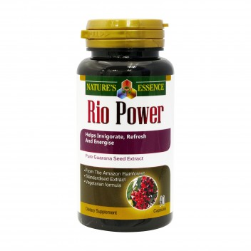 NATURE'S ESSENCE RIO POWER GUARANA